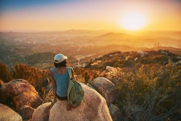 Reise USA: San Diego Sonnenaufgang