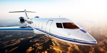 Privatflugzeug Reise Angebot USA Westen