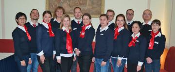 Mitarbeiter von MESO Reisen GmbH