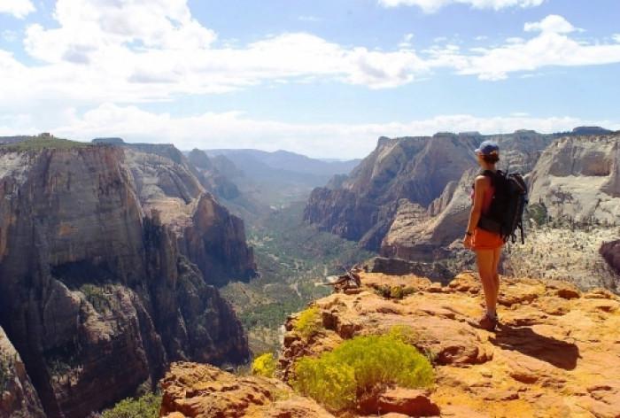 Usa reisen kleingruppenreise durch die nationalparks for Zion motors st george