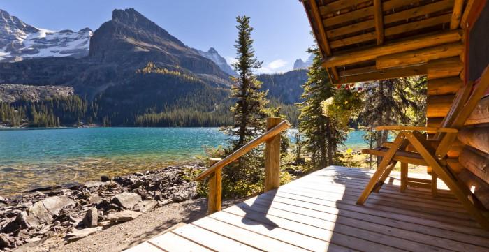 Kanada Reisen Blockh 252 Tten Erlebnis Westkanada Meso Reisen