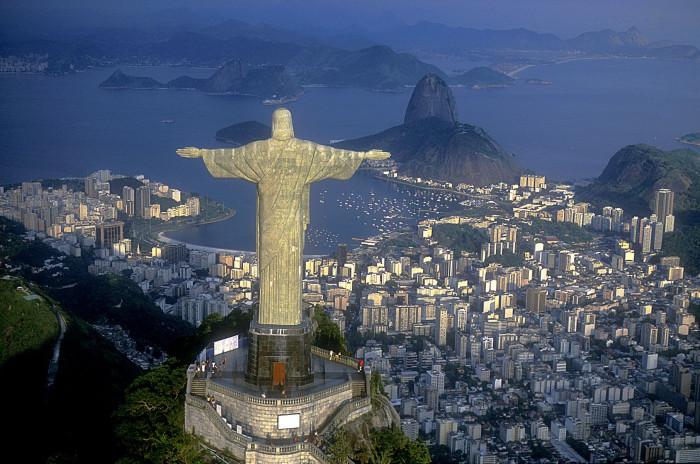 Brasilien Reise Rio De Janeiros Schönste Sehenswürdigkeiten Meso