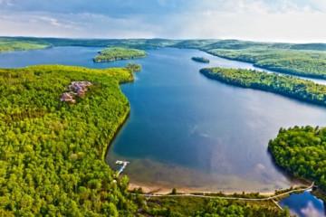 Lake Sacacomie