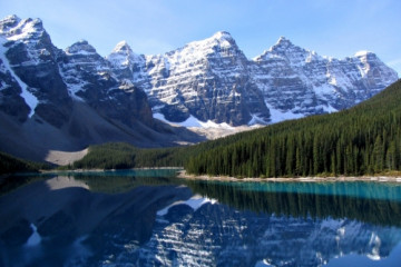 Banff Nationalpark, Moraine Lake ©Travel Alberta