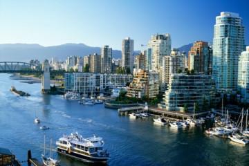 Vancouver ©Destination B.C.