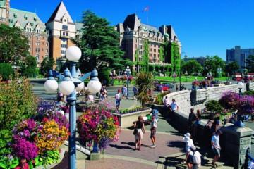 Victoria ©Tourism British Columbia
