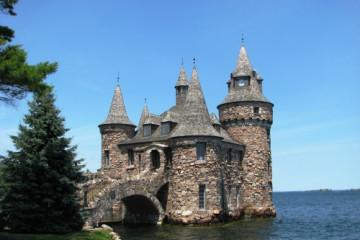 1000 Islands, Boldt Castle