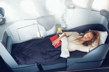 Business Class der airberlin ©airberlin