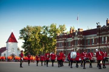 Royal Canadian Mounted Police © Tourism Saskatchewan/Greg Huszar Photography