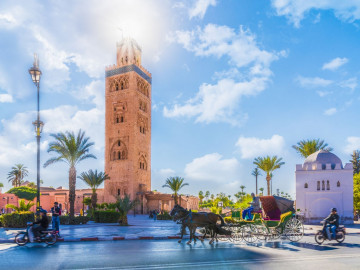 Marokko Reise - Marrakesch