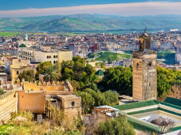 Marokko Reise - Fes