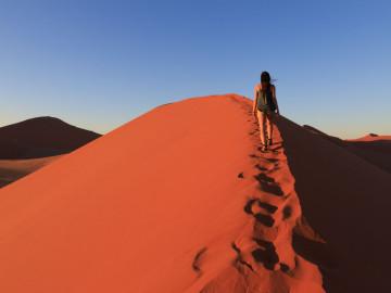 Südliches Afrika - Große Reise Wüste