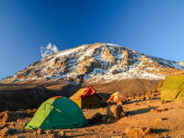 Tansania Reise - Kilimanjaro Besteigung