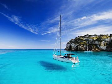 Segeln Yacht Griechenladn Reise
