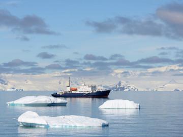 Arktis Reise