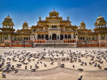 Indien Reise: Jaipur