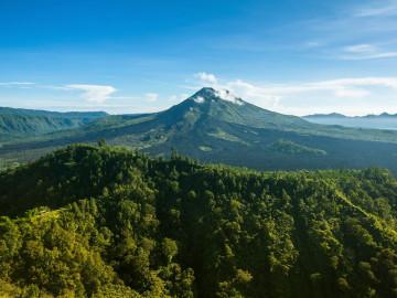 Indonesien Reise: Batur Vulkan auf Bali