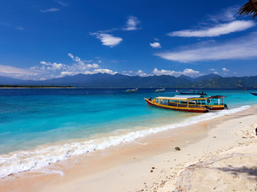Indonesien Reise: Gili Meno Island - Lombok