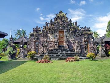 Indonesien Reise: Pura Beji Sangsit - Bali