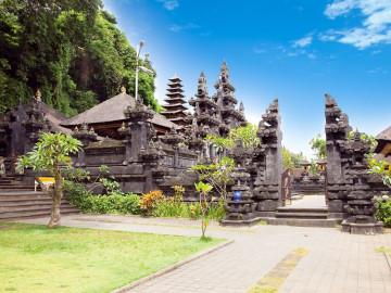 Reise Indonesien: Pura Goa Lawah Tempel- Bali