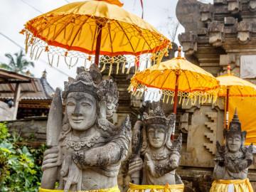 Indonesien Reise: Pura Kehen Tempel- Bali