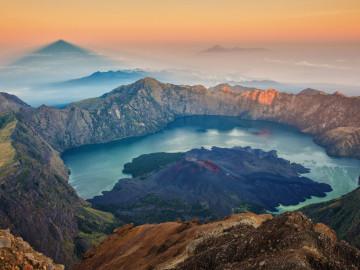 Indonesien Reise: Rinjani Vulkan - Lombok