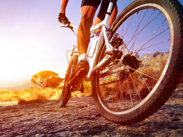 Bali Reise - Mountainbike Tour