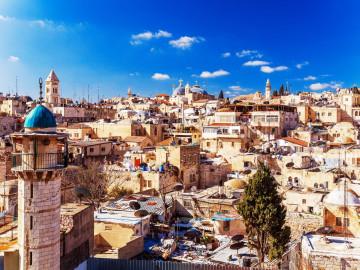 Reise Israel - Jerusalem