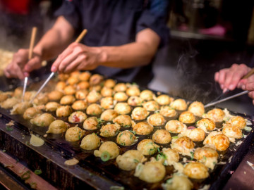 Japan Reise: Essen