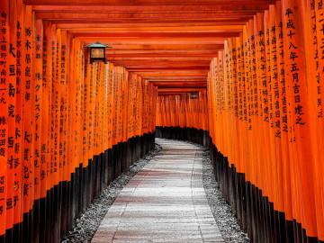 Japan Reise: Fushimi Inari-Taisha