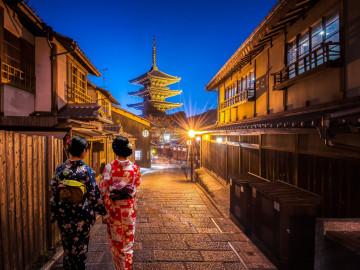 Japan Reise: Kyoto Yasaka Pagode