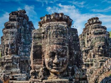 Kambodscha Reise: Angkor Wat