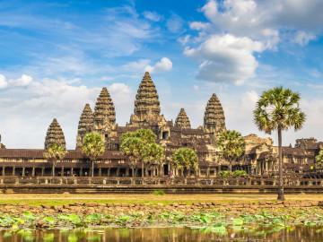 Kambodscha Reise: Angkor Wat - Siem Reap