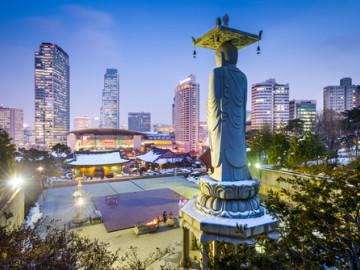 Reise Südkorea: Seoul