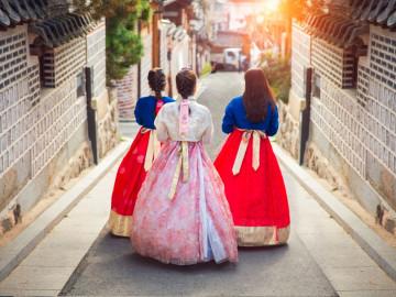 Südkorea Reise: Tradition