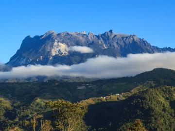 Reise Malaysia - Mount Kinabalu