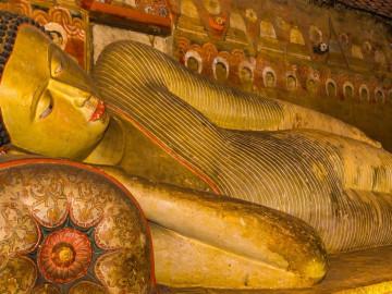 Reise Sri Lanka: Höhlentempel von Dambulla