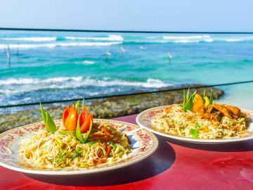 Sri Lanka Reise: Strand & Baden