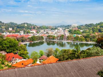 Reise Sri Lanka: Kandy