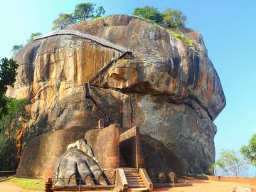 Sri Lanka Urlaub - Sigiriya