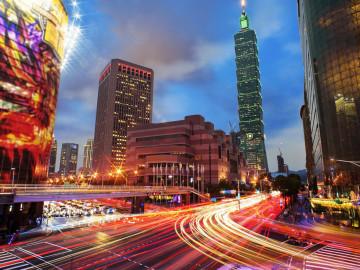 Taiwan Studienreise Taipeh