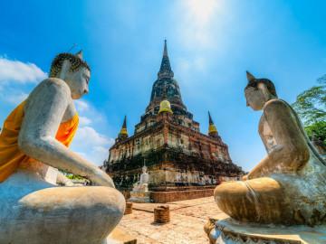 Thailand Reise: Ayutthaya