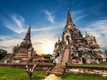 Thailand Reise - Ayutthaya