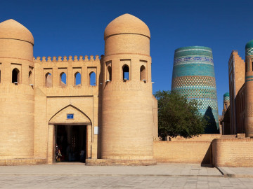 Usbekistan Reise - Chiwa