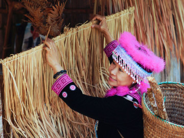 Vietnam Reise: Handwerk