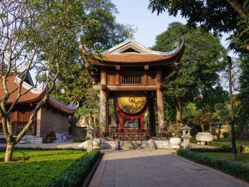 Reise Vietnam: Literaturtempel