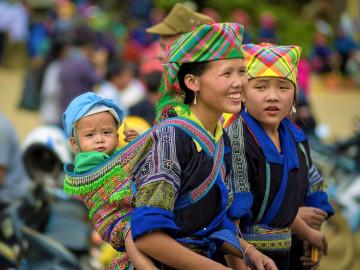 Reise Vietnam Einheimsiche