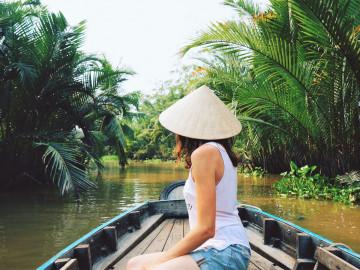 Reise Vietnam Mekong Delta