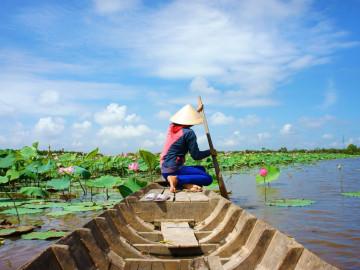 Reise Vietnam Bootstour