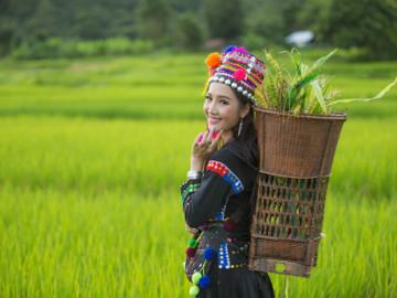 Reise Vietnam Bergbewohner